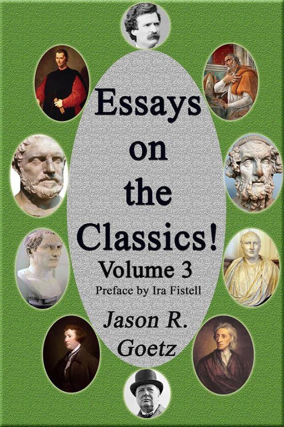 Essays, Volume 3!